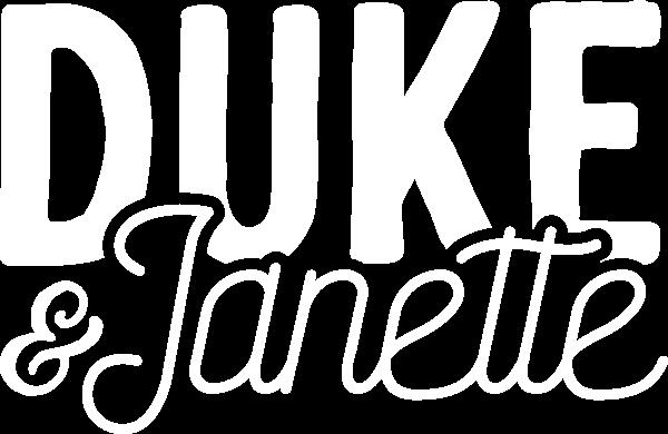 Logo Duke et Janette Blanc